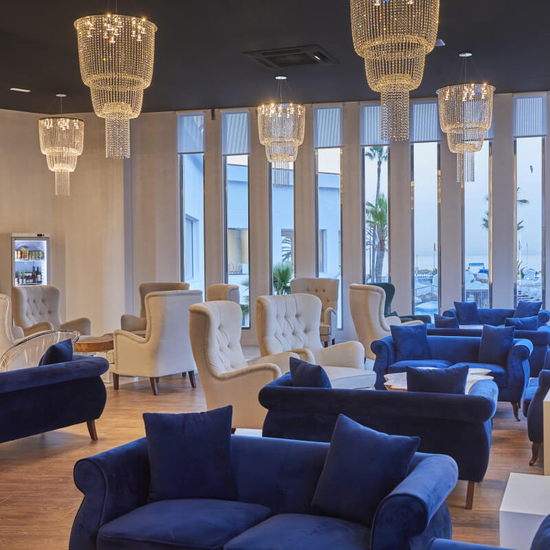 Marconfort Costa del Sol Blue adults lounge